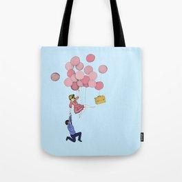 Men kom då! Tote Bag