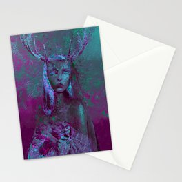 Fawn (Alternative Version) Stationery Cards