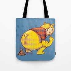 Just poo Tote Bag