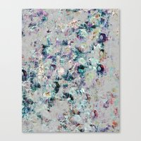 mineral Canvas Prints featuring Mineral by Georgiana Paraschiv