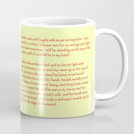 Joshua Coffee Mug
