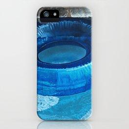 Granddaughter Inner Tube iPhone Case
