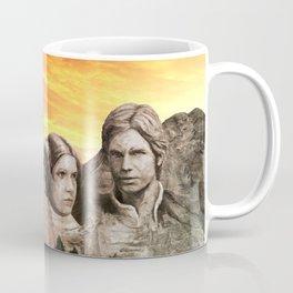 Rushmore Light Coffee Mug