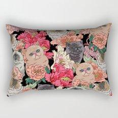 Because Cats Rectangular Pillow