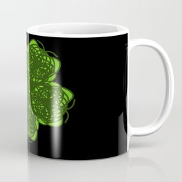 Green for luck Coffee Mug