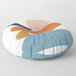 Earth Scoop Floor Pillow