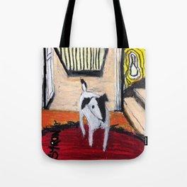 Little Dog Tote Bag