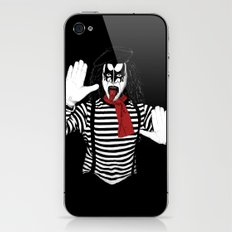 French Kiss iPhone & iPod Skin