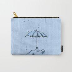 Rain Rain Go Away! Carry-All Pouch