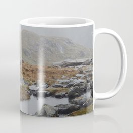 Snowden Mountain River Coffee Mug