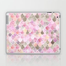 HAPPY MERMAID Laptop & iPad Skin