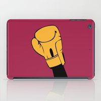 rocky iPad Cases featuring Rocky by FilmsQuiz