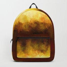 Liquid Gold Sunbeam with Burnished Bronze Backpack