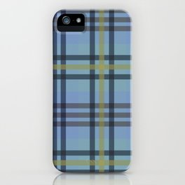 Ancient Johnstone Scottish Tartan iPhone Case