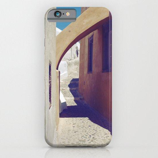 Santorini Walkway III iPhone & iPod Case
