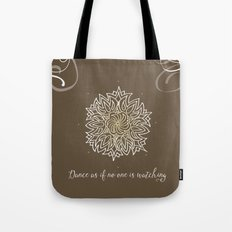 Cotton rains beige Tote Bag