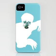 hombrelobo iPhone (4, 4s) Slim Case