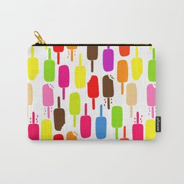 Colorfull frozen pops Carry-All Pouch