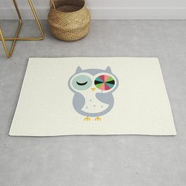 Sweet Holiday Wishes Rug