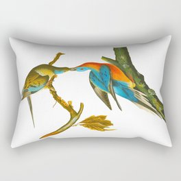 Passenger Pigeon Rectangular Pillow