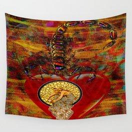Heartache Wall Tapestry