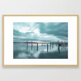 The Ocean Braviken 2 Framed Art Print