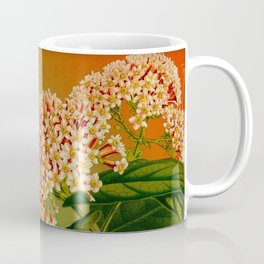 Floral Branch Coffee Mug