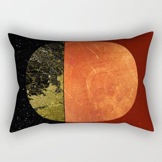 Abstract #157 Rectangular Pillow