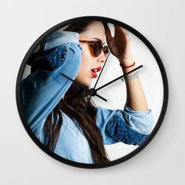 PAU II Wall Clock