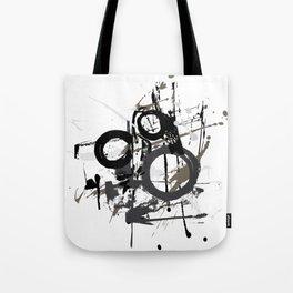 Enso Groove by Kathy Morton Stanion Tote Bag