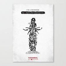 Hannibal - Trou Normand Canvas Print