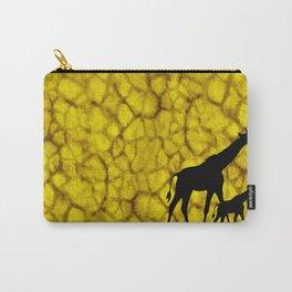 Giraffiti Carry-All Pouch