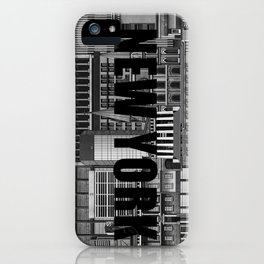 BUILDINGS SERIES 1 iPhone Case