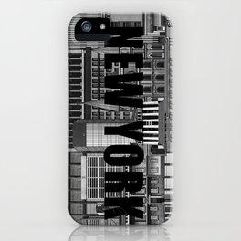 BUILDINGS SERIES 1 iPhone Case