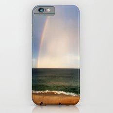 Beach Rainbow iPhone 6s Slim Case