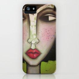 BELLUCCI iPhone Case