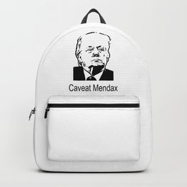 Caveat Mendax Backpack