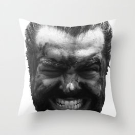 MADNESS VALA Throw Pillow