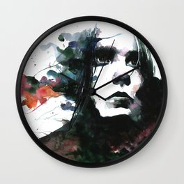 Gateway To The Soul Wall Clock