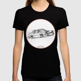 Crazy Car Art 0218 T-shirt