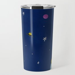 Missing you in space Travel Mug