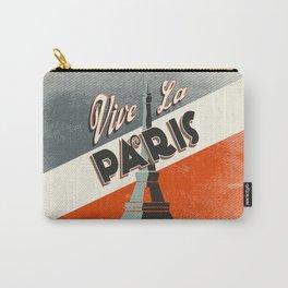 Vive La Paris Carry-All Pouch