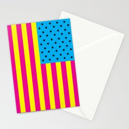 AMERI{CMYK}A Stationery Cards