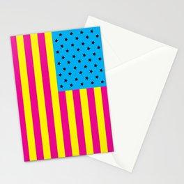 AMERI{CMYK}A Stationery Cards