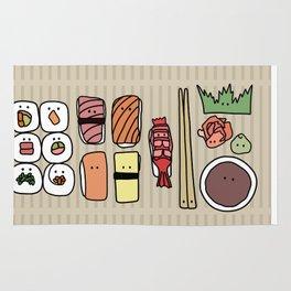 Sushi, Please. Rug