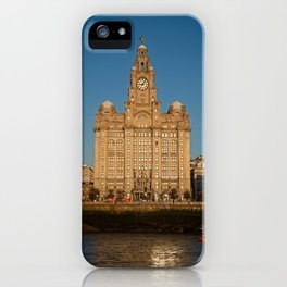 The Liver Building iPhone Case