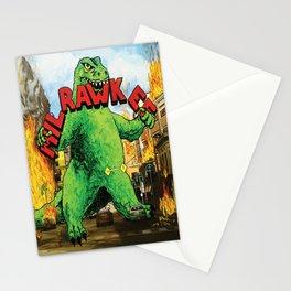 Milrawkee: Godzilla in the Third Ward Stationery Cards