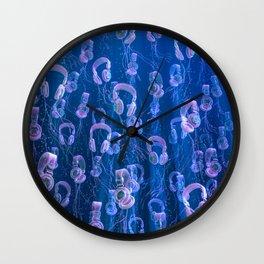 Deep Melody Wall Clock
