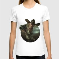 rick grimes T-shirts featuring Rick Grimes from 'The Walking Dead'. by Alexander Novoseltsev