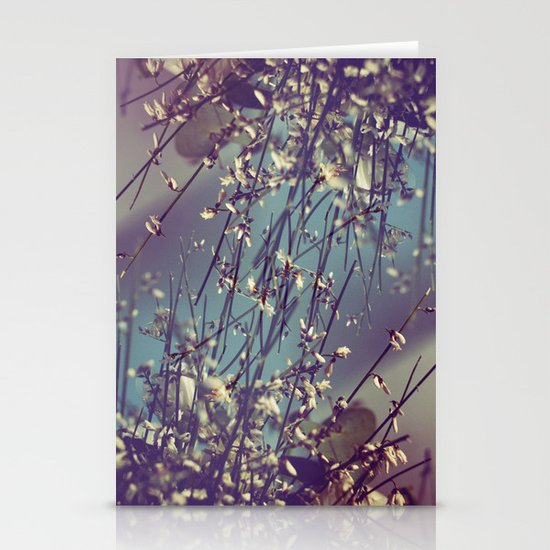 Flower Flip Stationery Cards